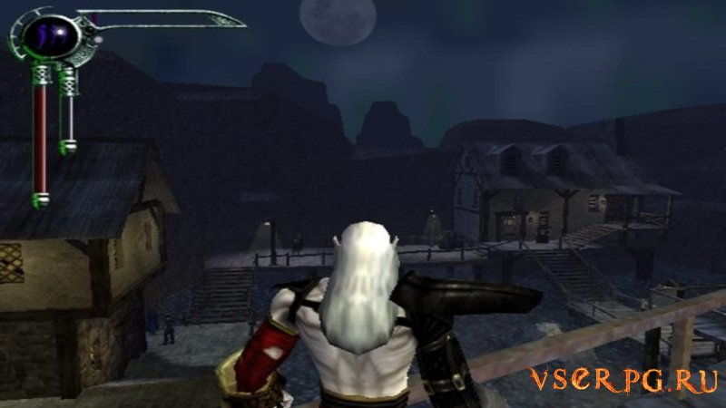 Blood Omen 2 screen 1