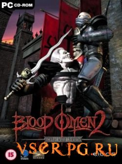 Постер игры Blood Omen 2