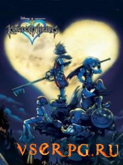 Постер игры Kingdom Hearts