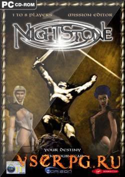 Постер игры Камень Ночи