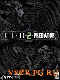Постер игры Aliens vs Predator 2