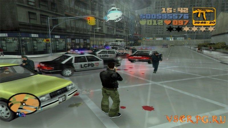 GTA 3 screen 1