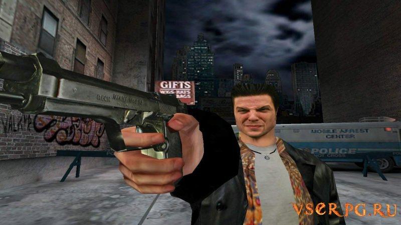 Max Payne 1 screen 3