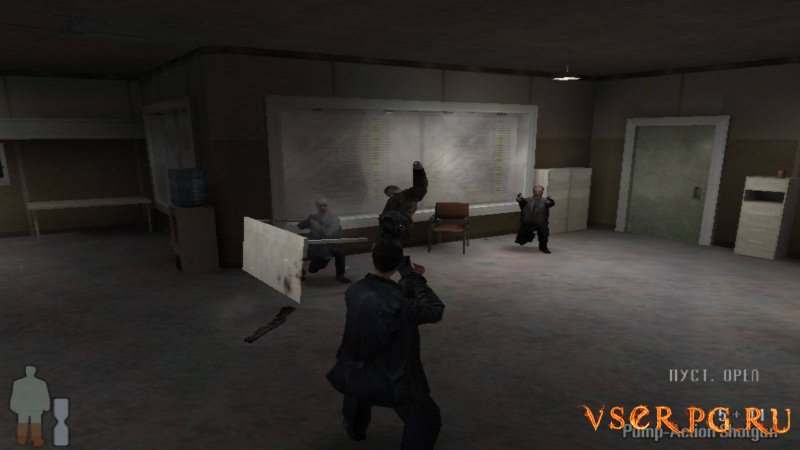 Max Payne 1 screen 1