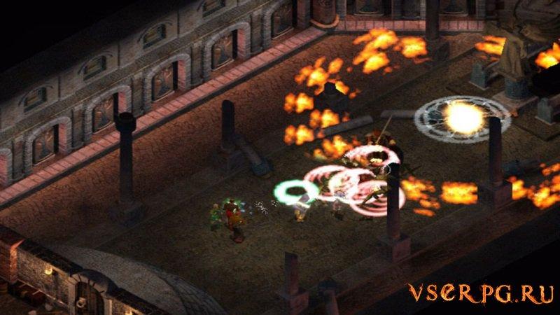 Baldurs Gate 2: Throne of Bhaal screen 3