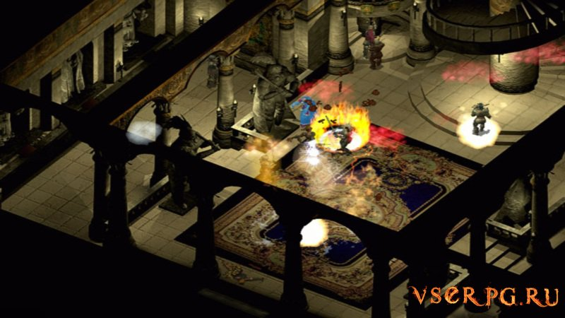 Baldurs Gate 2: Throne of Bhaal screen 1
