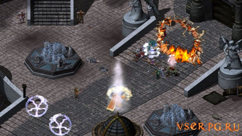 Baldurs Gate 2: Throne of Bhaal screen 2