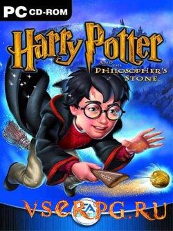Постер игры Гарри Поттер и философский камень