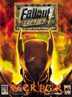 Постер игры Fallout Tactics