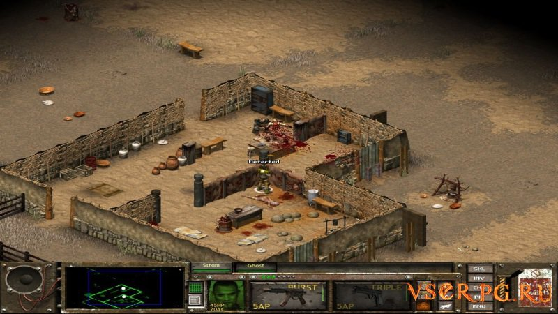 Fallout Tactics screen 3