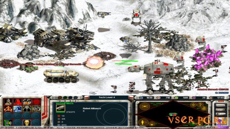 Star Wars: Galactic Battlegrounds screen 3