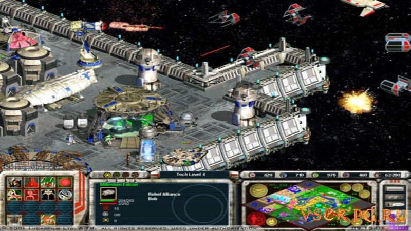 Star Wars: Galactic Battlegrounds screen 1