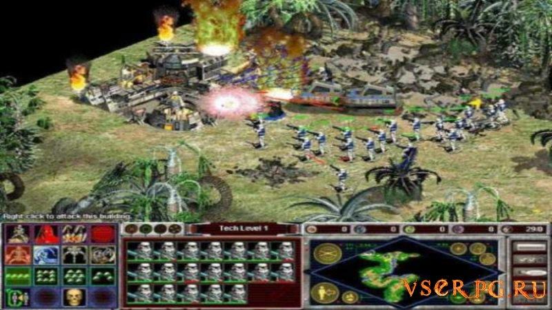 Star Wars: Galactic Battlegrounds screen 2