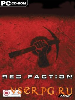 Постер игры Red Faction
