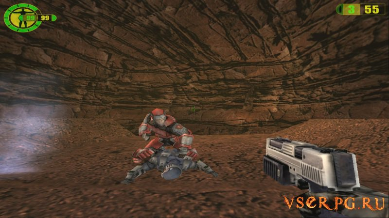 Red Faction screen 2