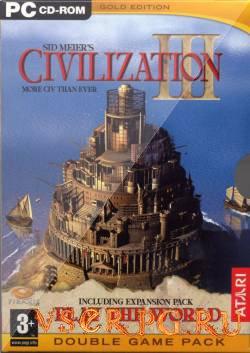 Постер игры Civilization 3