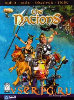 Постер игры The Nations