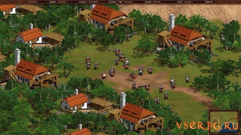 Казаки Европейские войны screen 1