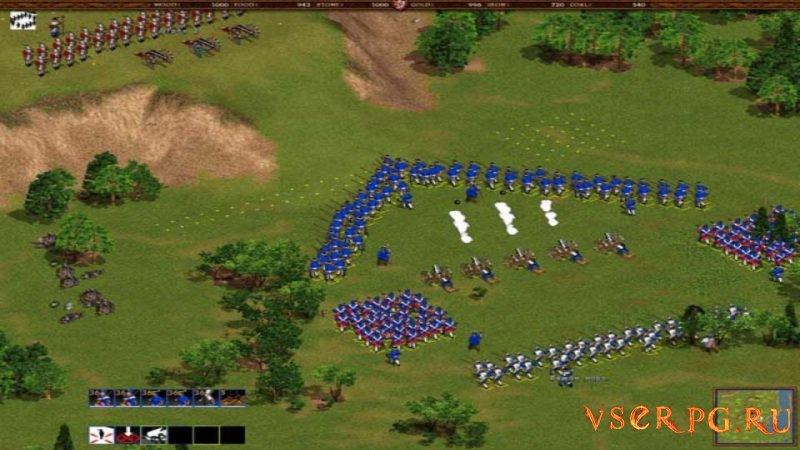 Казаки Европейские войны screen 2