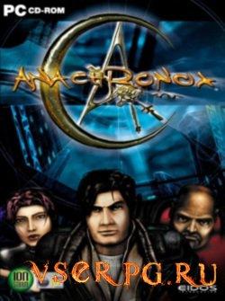 Постер игры Anachronox