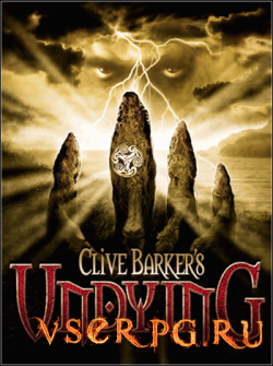 Постер игры Clive Barkers Undying