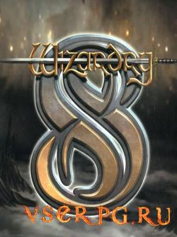Постер игры Wizardry 8
