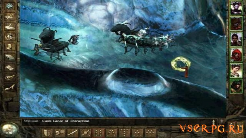 Icewind Dale: Heart of Winter screen 1