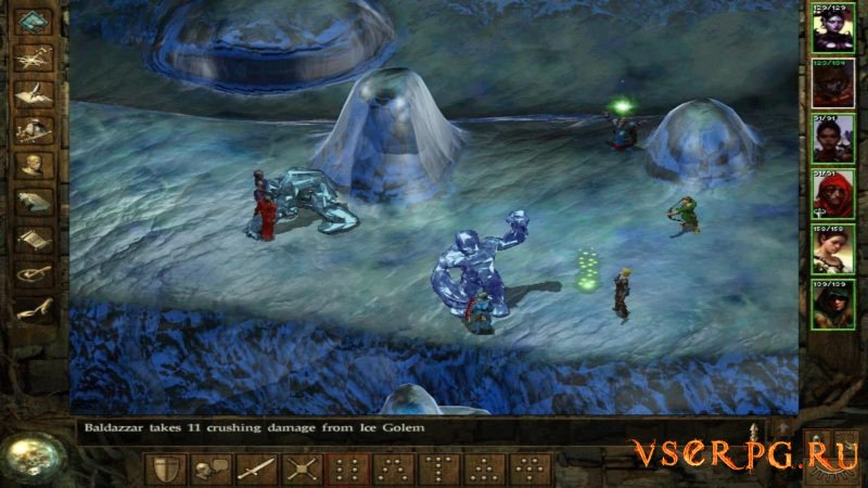 Icewind Dale: Heart of Winter screen 2