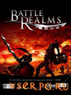 Постер игры Battle Realms