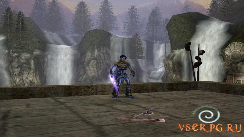 Soul Reaver 2 screen 1