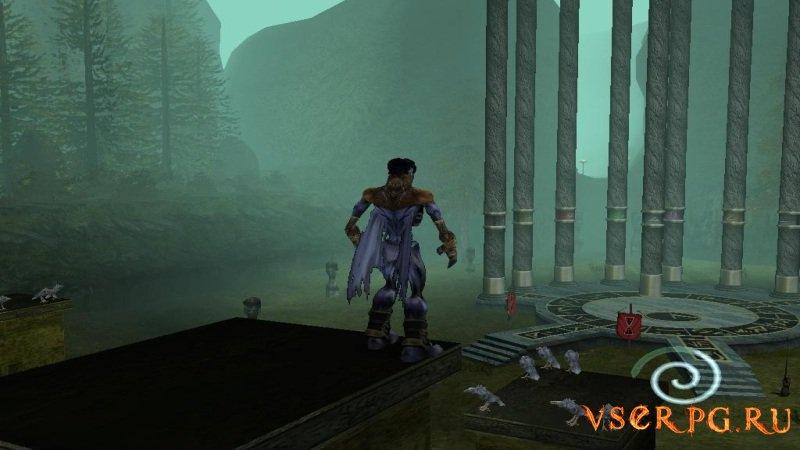 Soul Reaver 2 screen 2