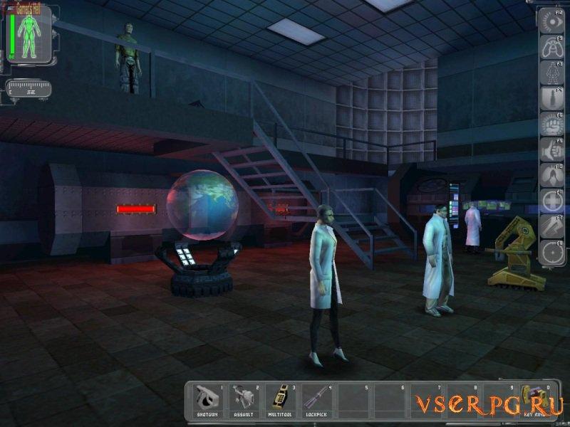 Deus Ex screen 2