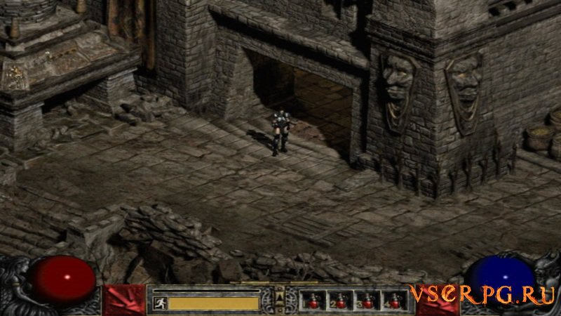 Diablo 2 screen 2