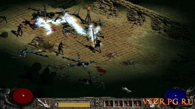 Diablo 2 screen 3