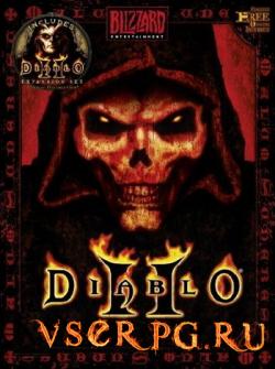 Постер игры Diablo 2