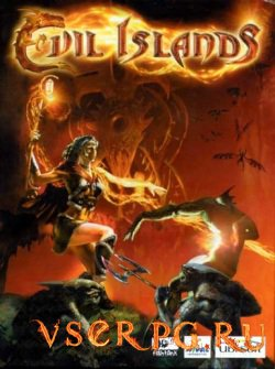 Постер игры Проклятые земли