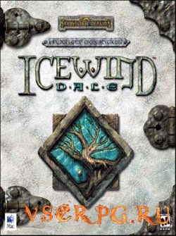 Постер игры Icewind Dale