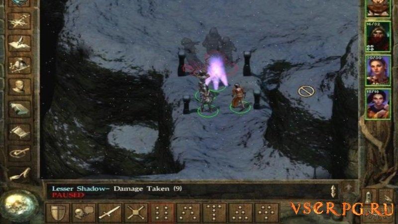 Icewind Dale screen 2