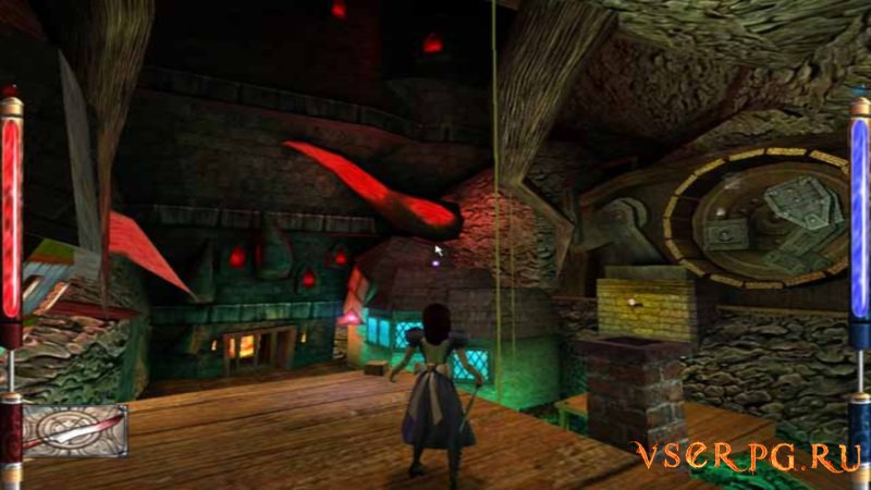American McGee's Alice screen 1
