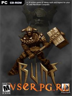 Постер игры Rune (Руна)
