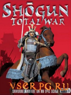 Постер игры Shogun Total War
