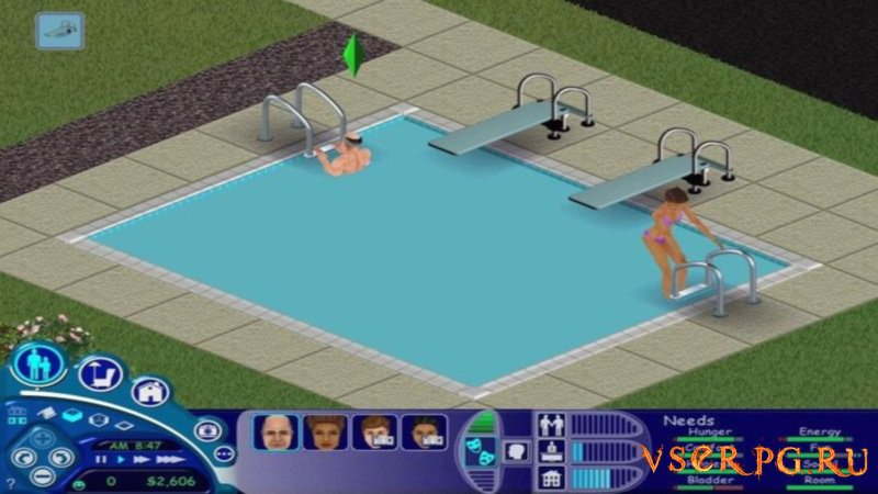 The Sims 1 screen 3