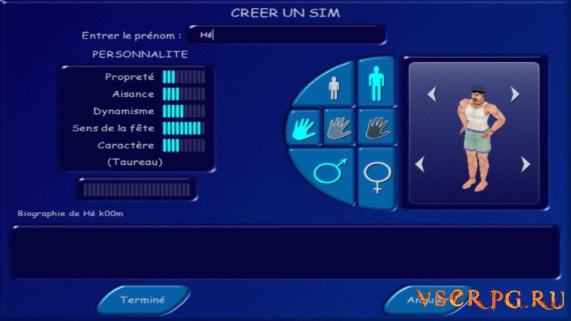 The Sims 1 screen 2