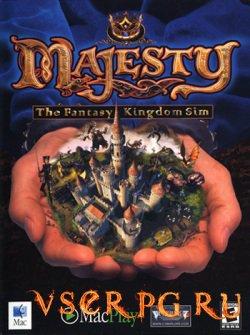 Постер игры Majesty
