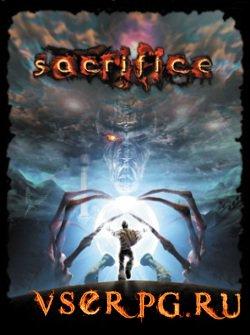 Постер игры Sacrifice