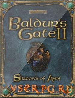 Постер игры Baldur's Gate 2