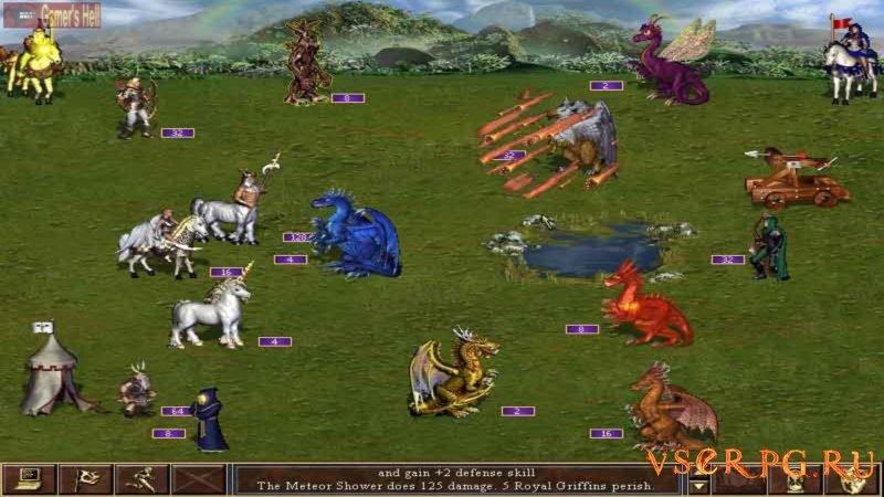 Схватки драконов screen 3