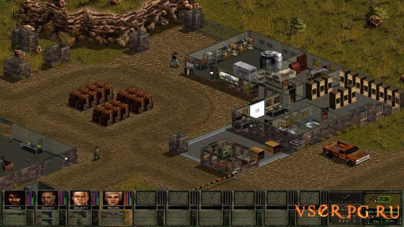 Jagged Alliance 2: Unfinished Business screen 2