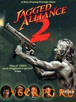 Постер игры Jagged Alliance 2: Unfinished Business