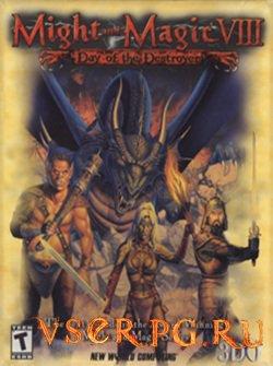Постер игры Меч и Магия 8